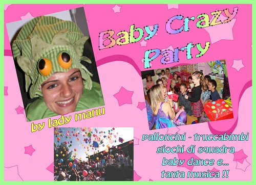 Baby Crazy Party