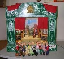 Burattini e Marionette