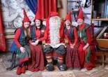 I Piccoli Elfi di Babbo Natale