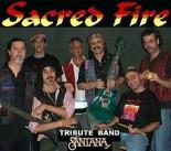Sacred Fire - Tribute Band Santana